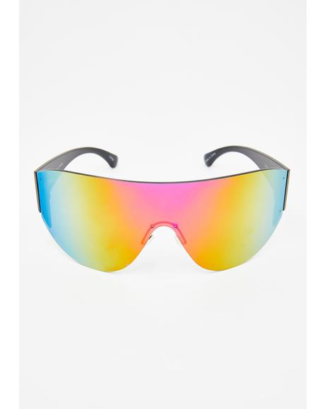 Epic Outerlimitz Shield Sunglasses