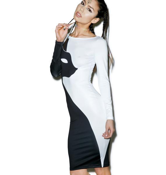 Nympha Yin & Yang Dress