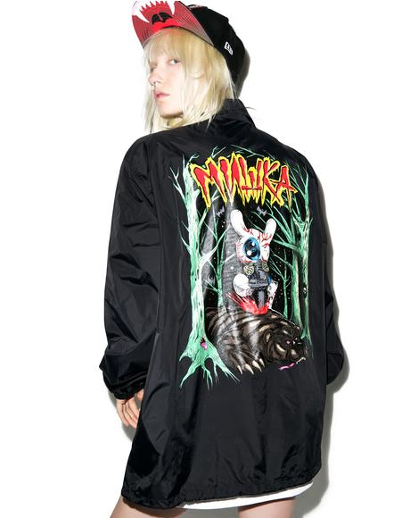 Kidrobot Revenge Windbreaker Jacket