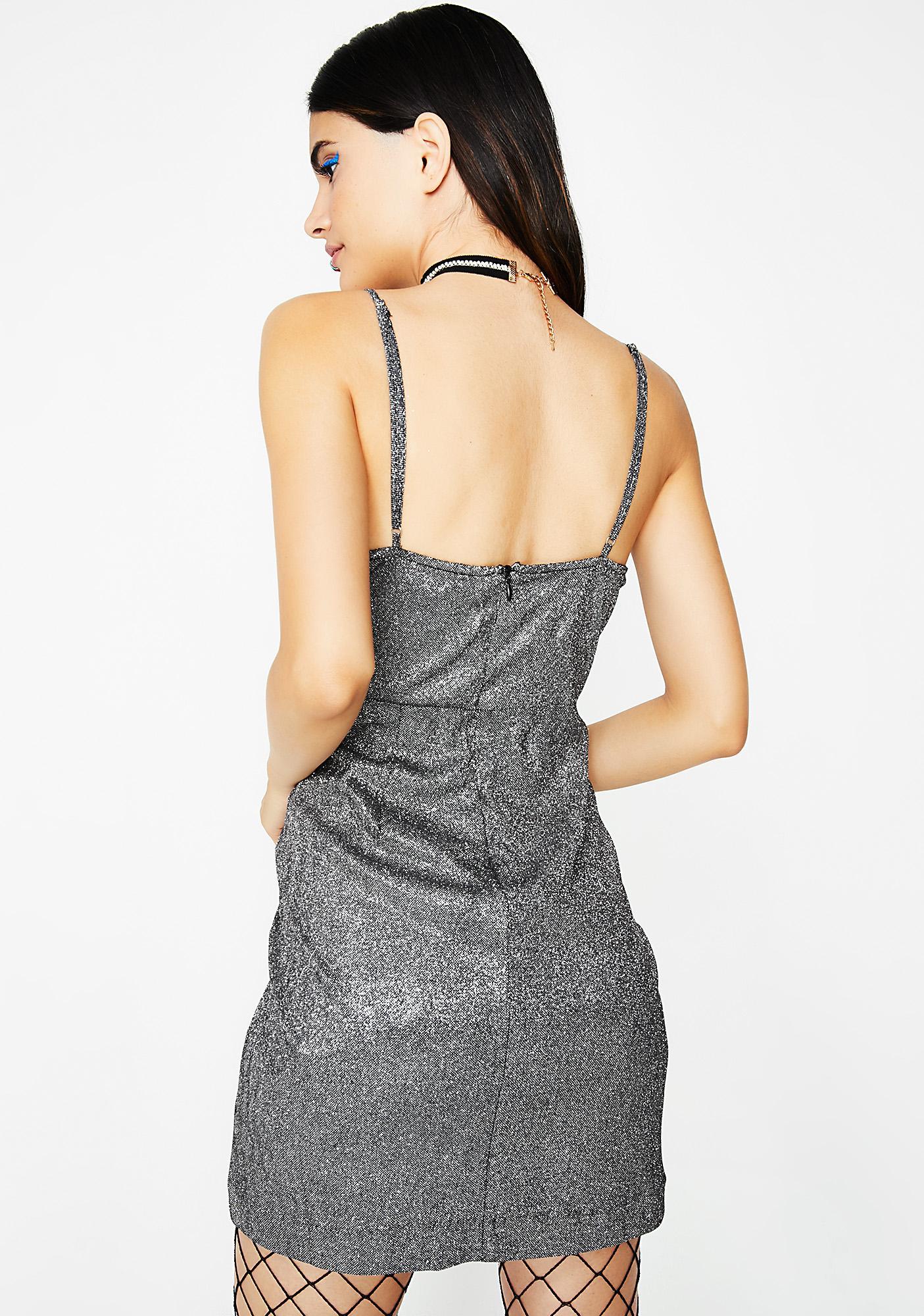 Dime Piece Sparkly Dress