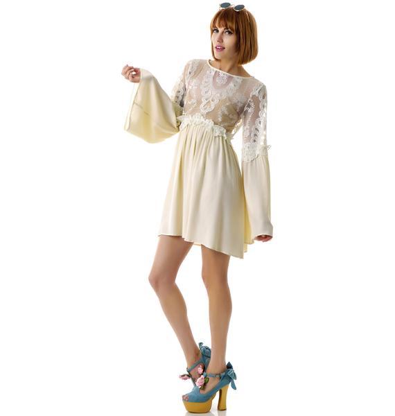 For Love & Lemons Isabella Dress
