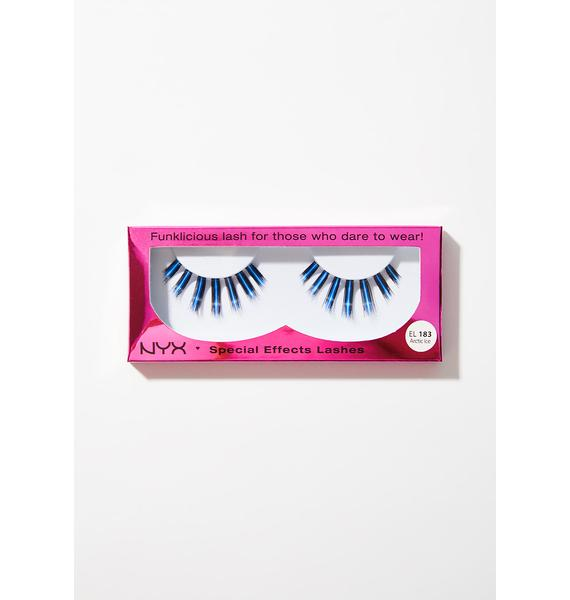 NYX Arctic Ice Special Effect Lashes