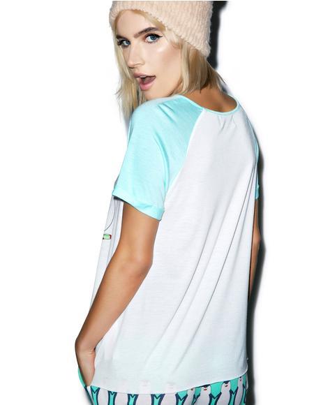 Just Chillin T Shirt