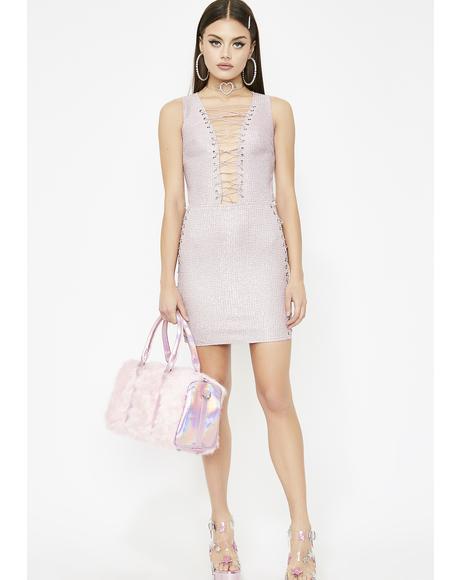 Candy Leveled Up Sparkle Dress