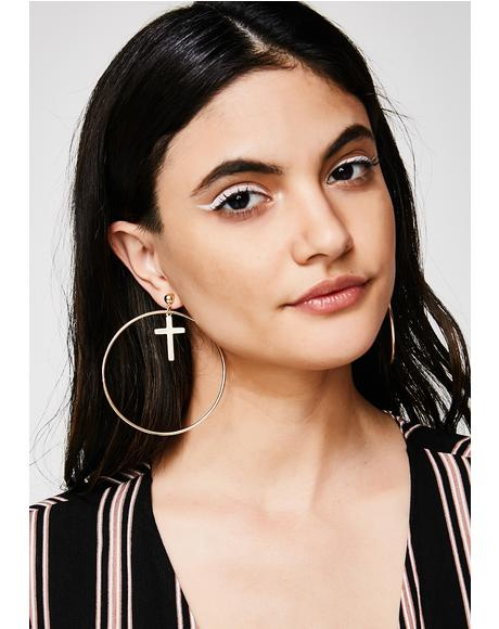 Prayin' 4 U Earrings