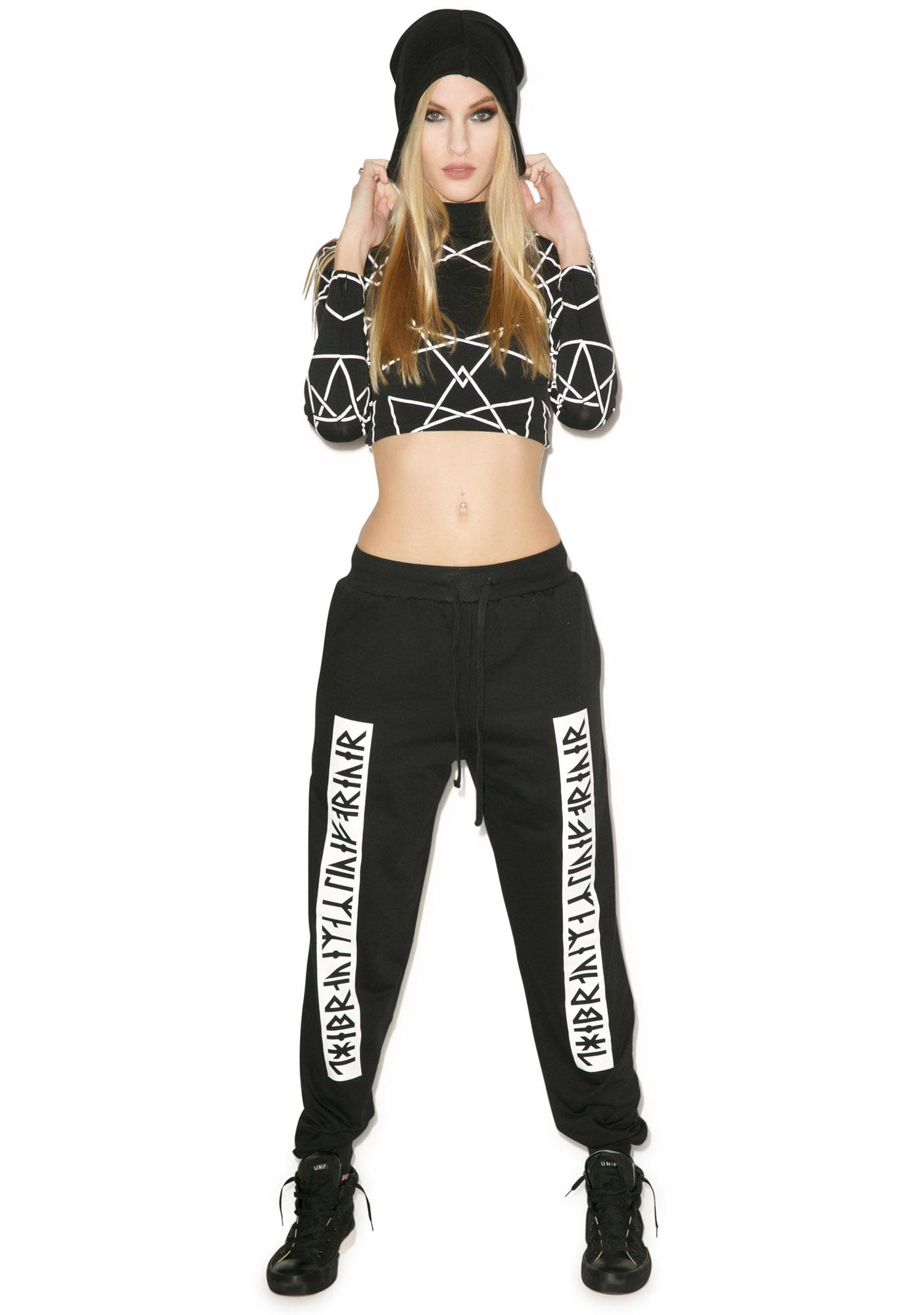 Long Clothing Brave Joggers