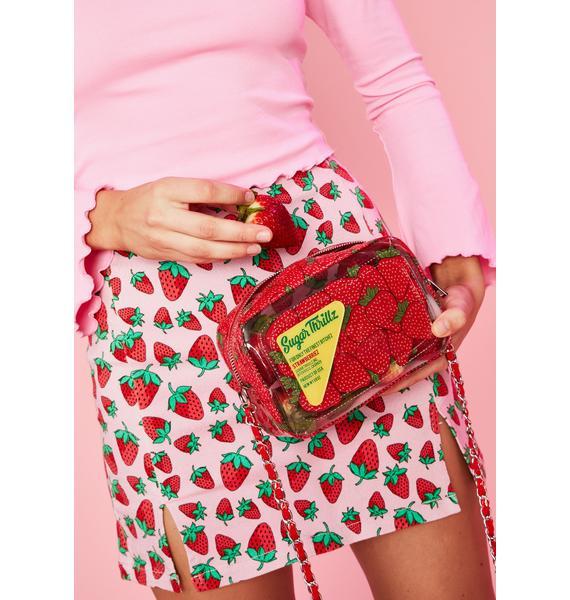 Sugar Thrillz What's Your Flava Crossbody Bag