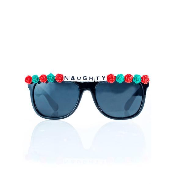 Rad and Refined Naughty Sunglasses