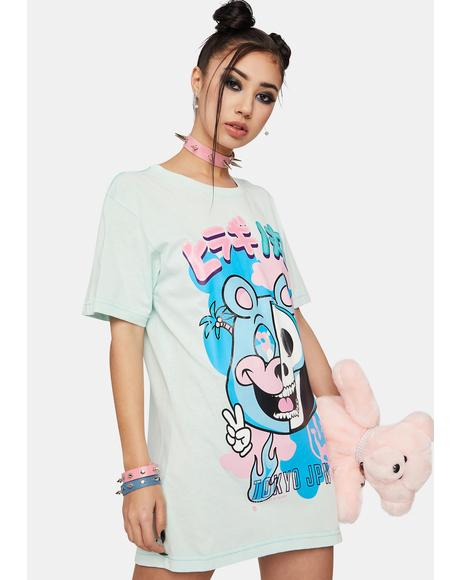 Cheese Bear Graphic Tee