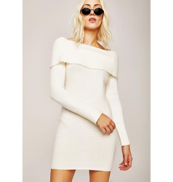 Souled Out Sweater Dress
