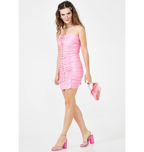 Glamorous Lil Heartbreaker Mini Dress