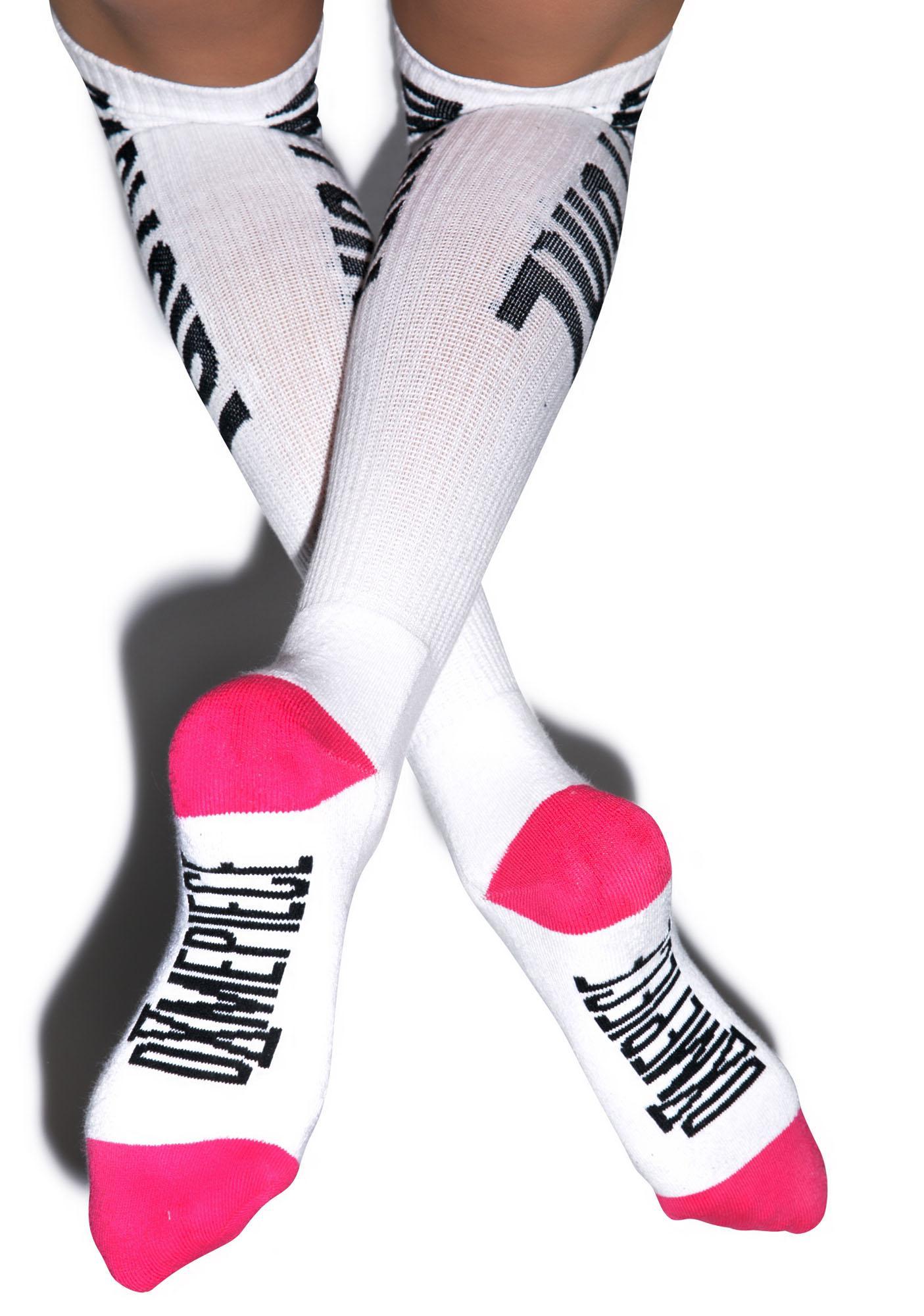 Dimepiece Babygirl Socks