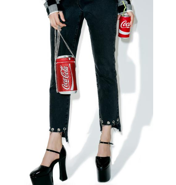 Skinnydip Coke Can Cross Body Bag