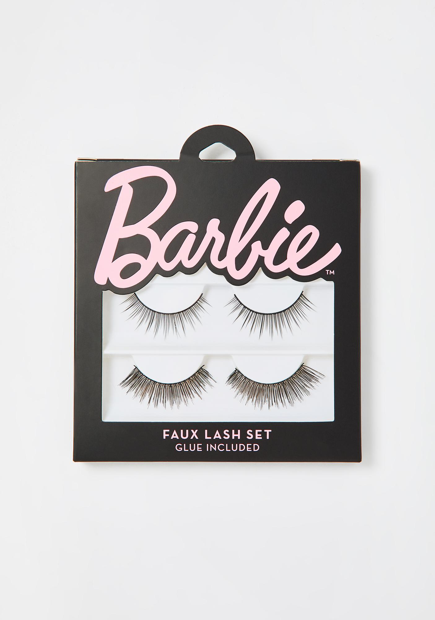 Taste Beauty Barbie Faux Lash Set