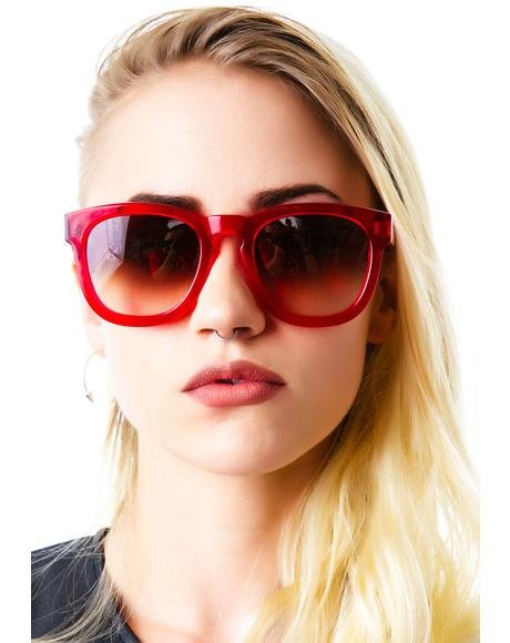Classic Fox Sunglasses