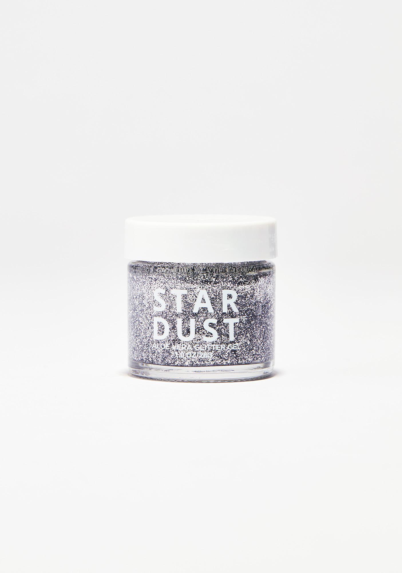 Lavender Stardust Moon Beam Glitter Gel Pot