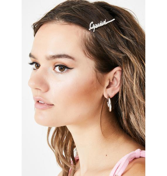 Guilty Gemini Hair Pins