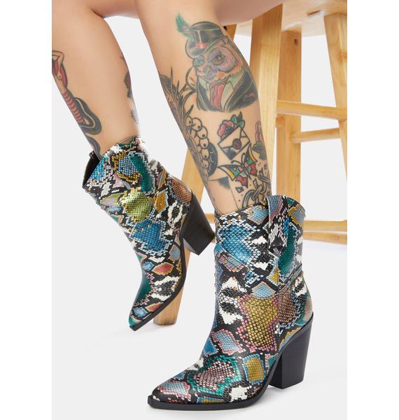 Venom Jump The Gun Cowboy Boots