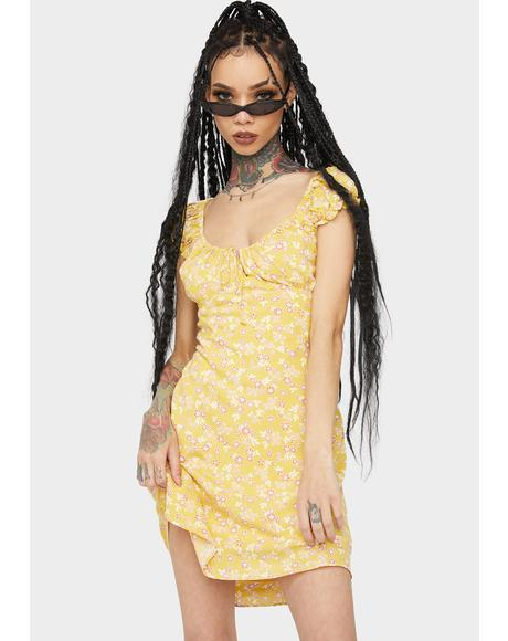 Honey It's A Date Mini Dress