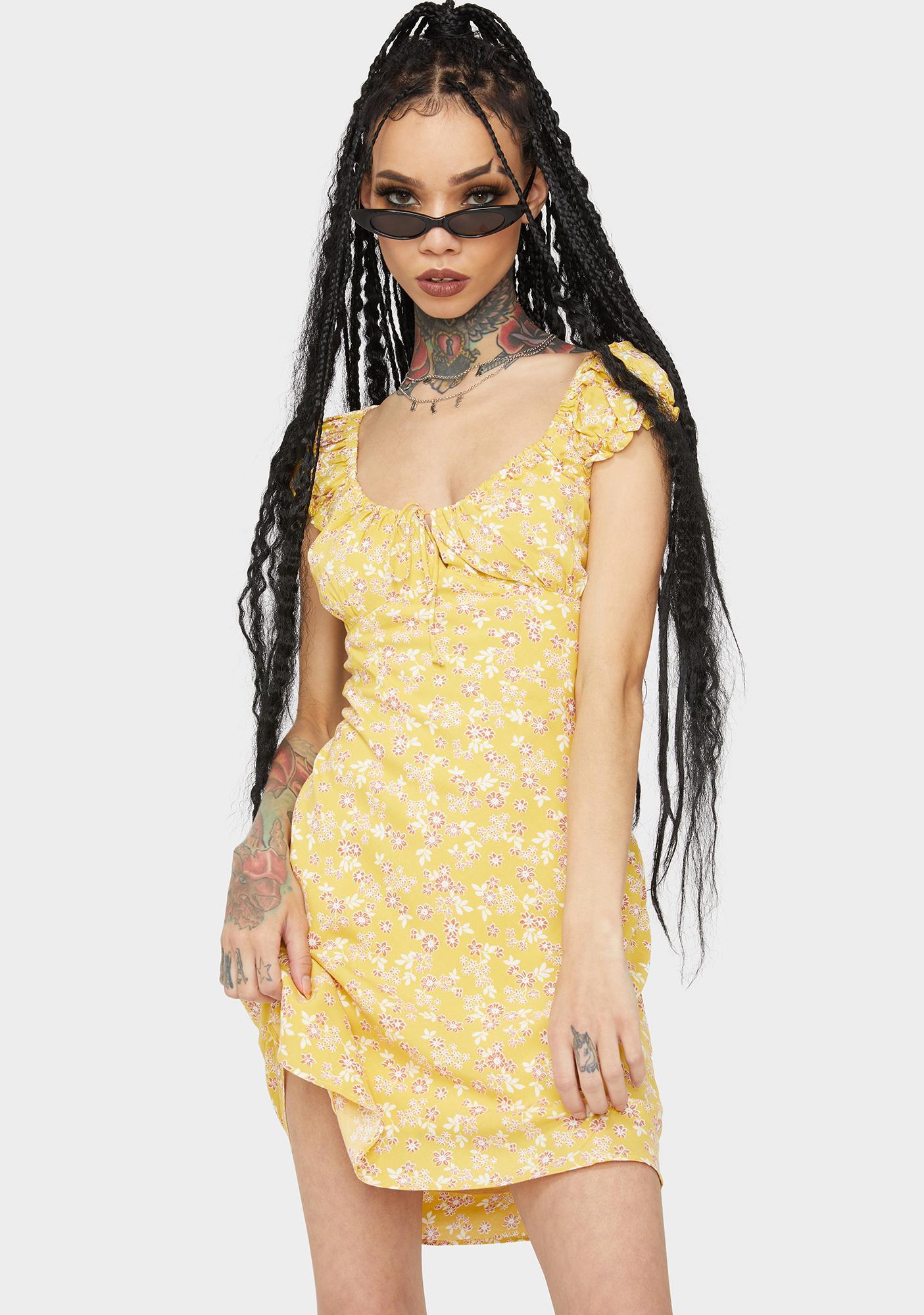 Honey It's A Date Mini Dress