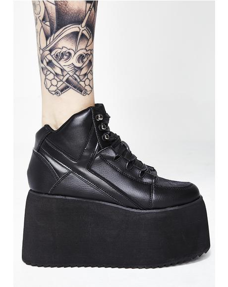Qozmo II Platform Sneakers