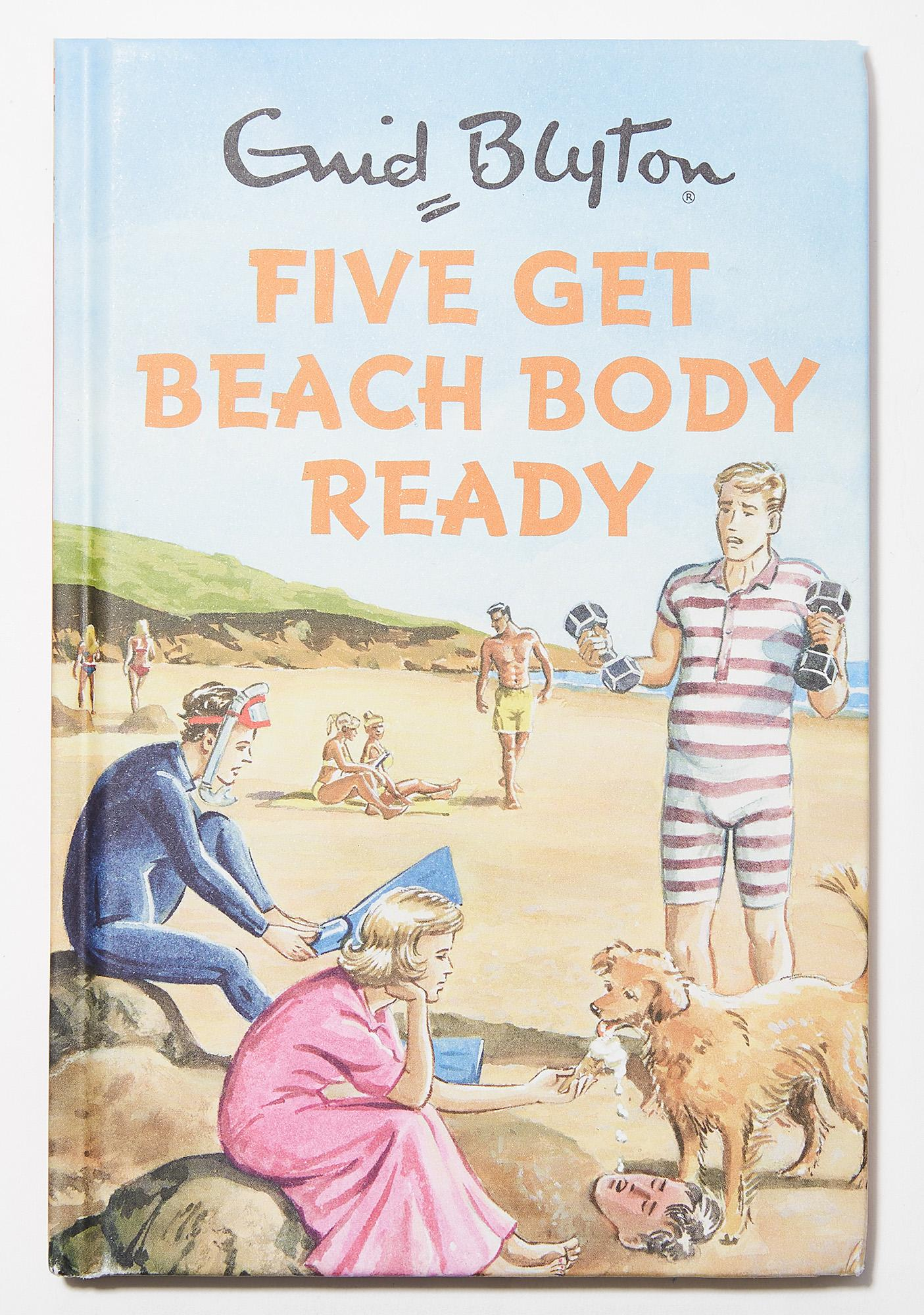 Five Get Beach Body Ready Tips Book