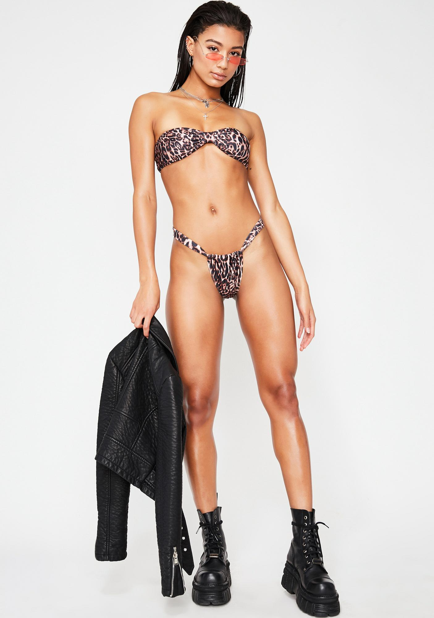 Motel Nakeela Bikini Top