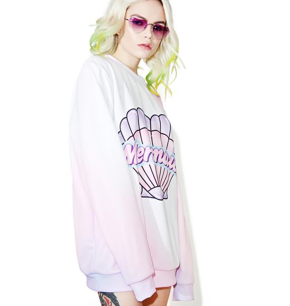 Sugarpills Mermaid Sweatshirt