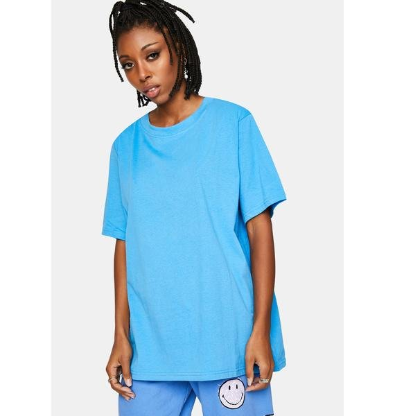 Bailey Rose Blue Be Kind Graphic Tee