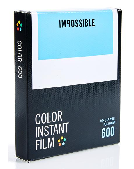 600 Color Film