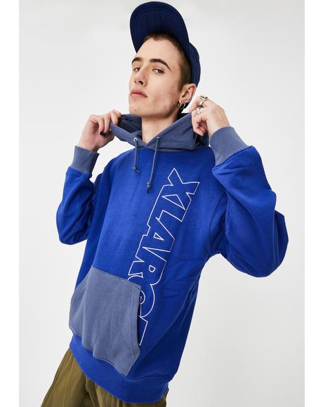 2Tone Pullover Hoodie