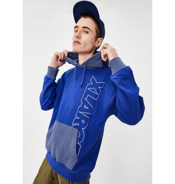 XLARGE 2Tone Pullover Hoodie