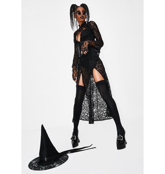 Trickz N' Treatz Cast A Spell Witch Costume