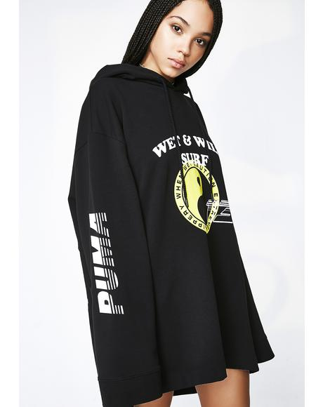 Fenty Puma By Rihanna Gathered Hoodie