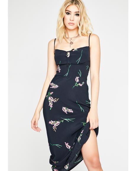 Pick Me Bae Floral Dress