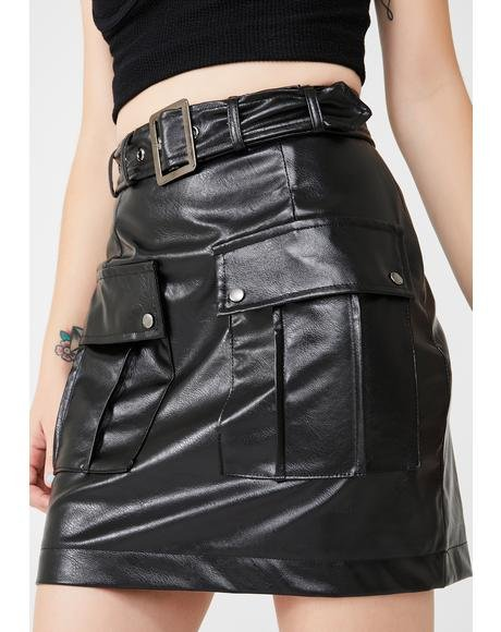 Moretti Mini Skirt
