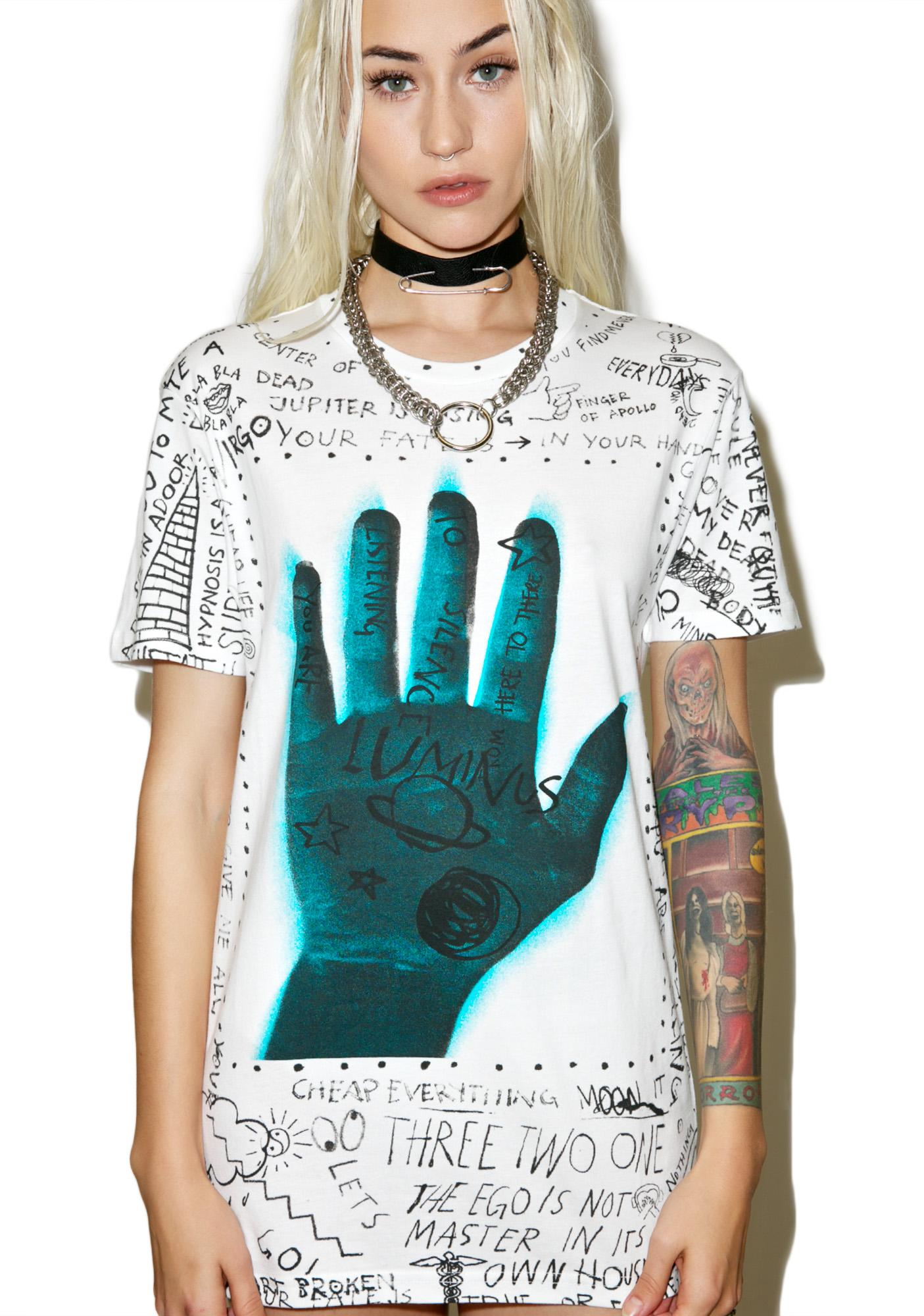 Cheap Monday Standard Psyched Tee