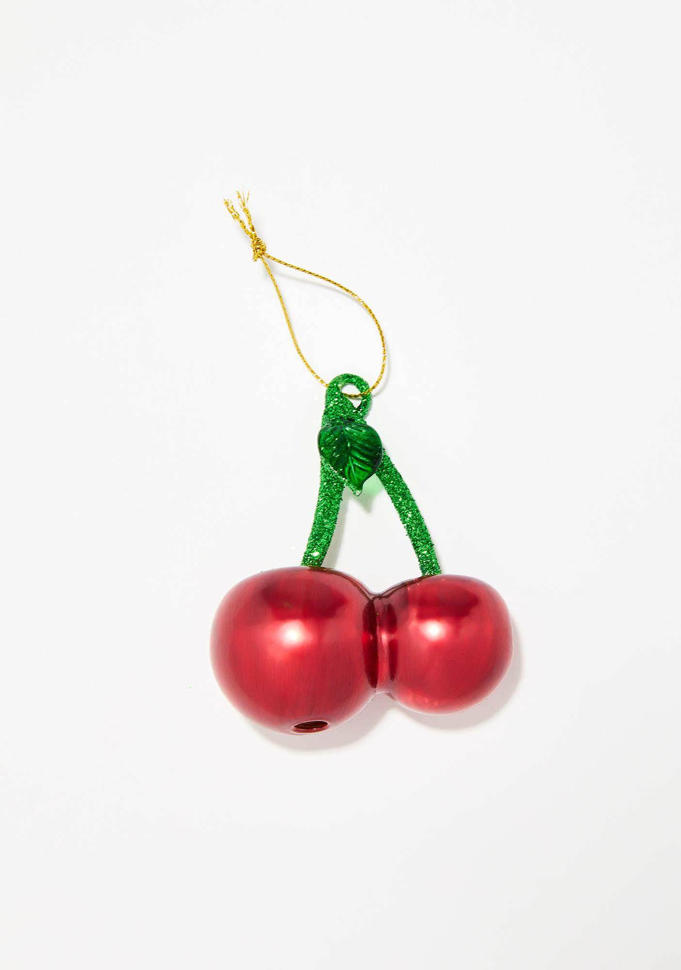 Berry Cherry Ornament