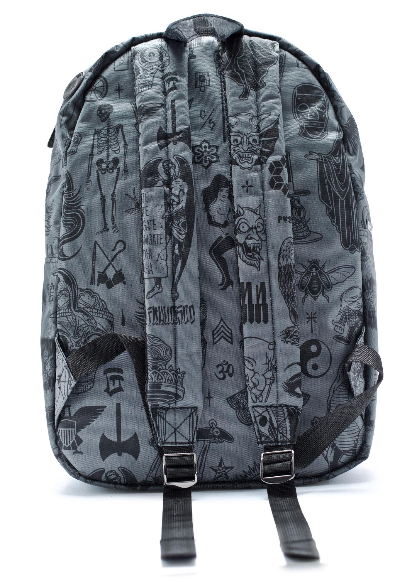 Rebel8 Giant Flash Backpack