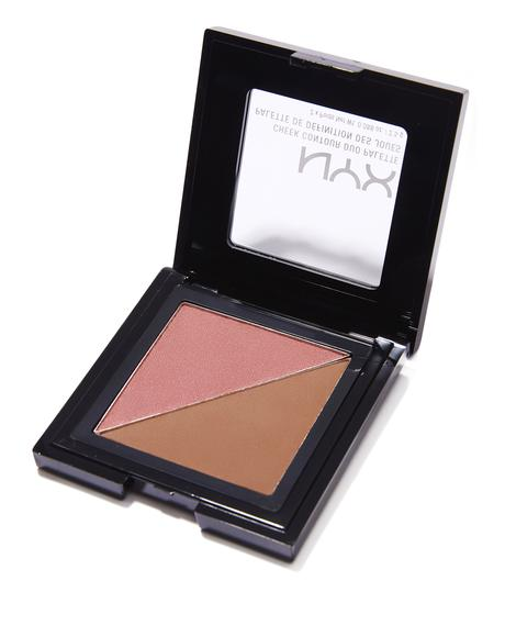 Wine & Dine Cheek Contour Duo Palette