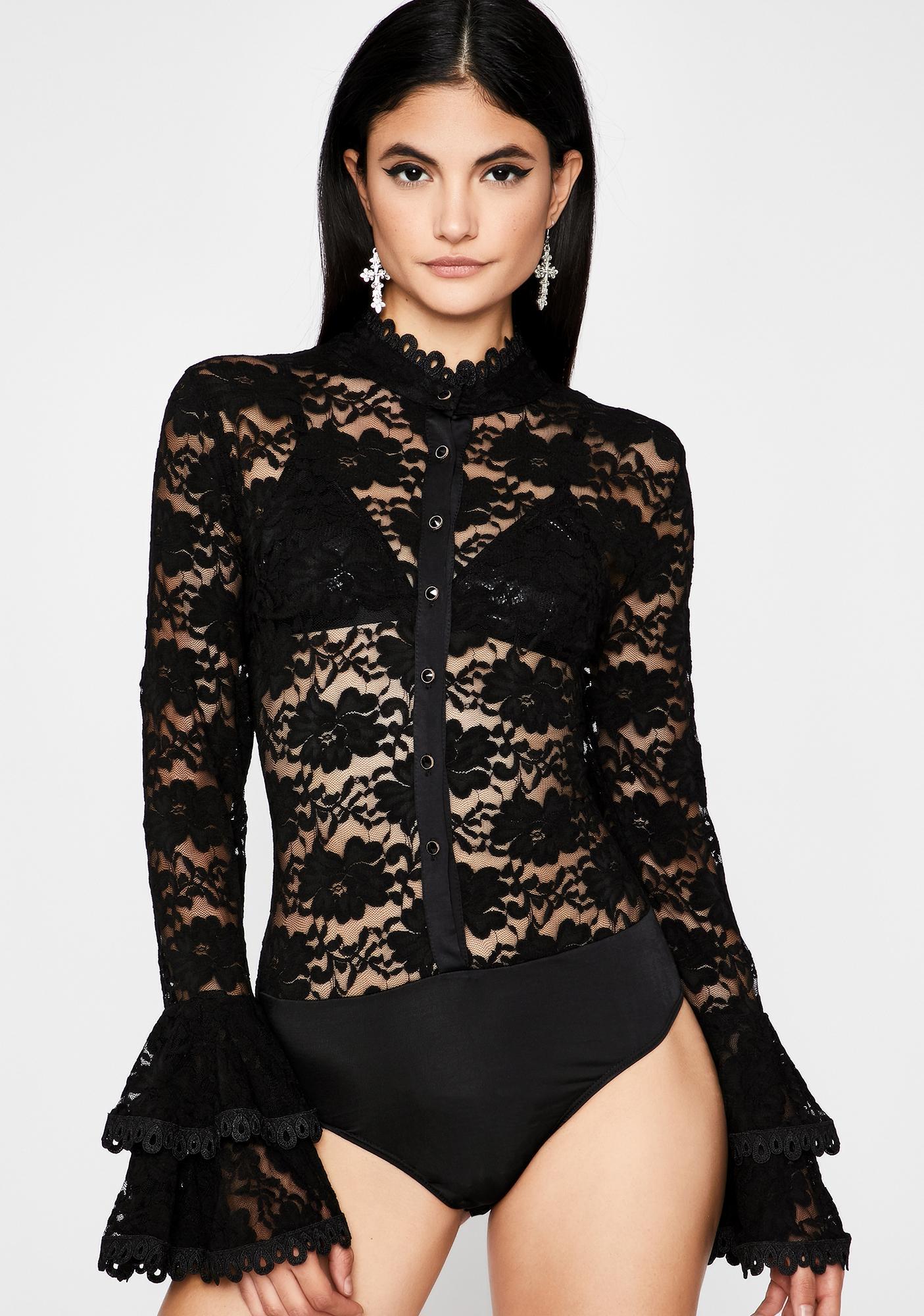 Freaq Mystique Lace Bodysuit