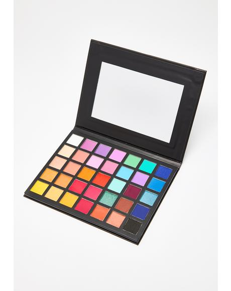 The Paradigm Shift Palette Volume II