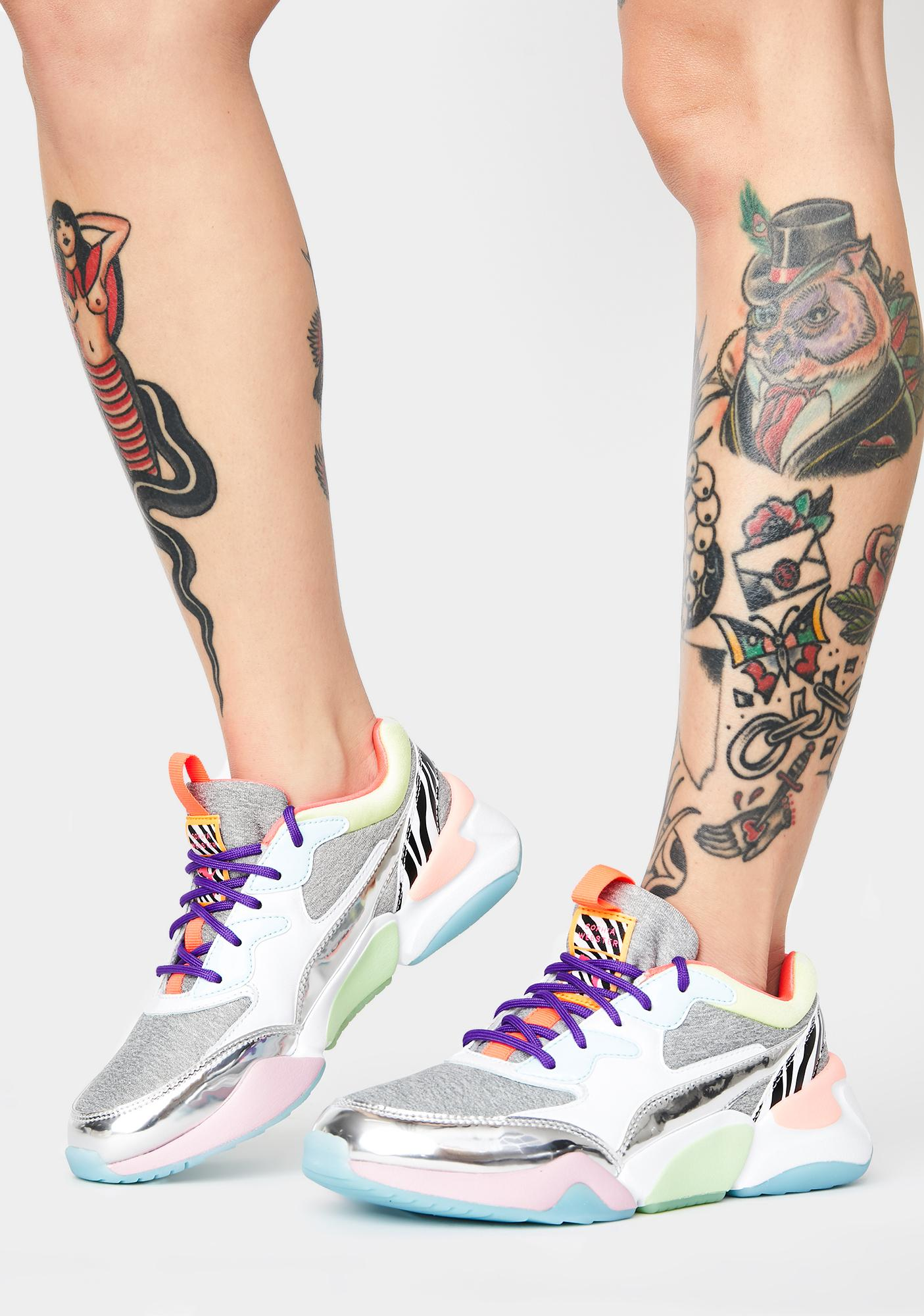 PUMA X Sophia Webster Nova Sneakers