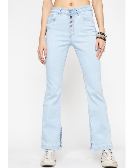 Vital Signs Denim Flares