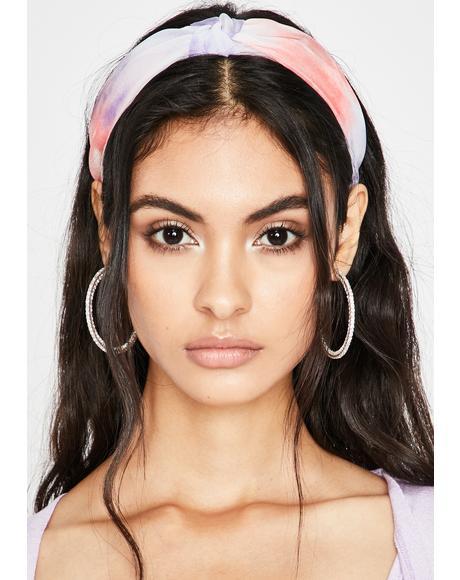 Trippy Luva Tie Dye Headband