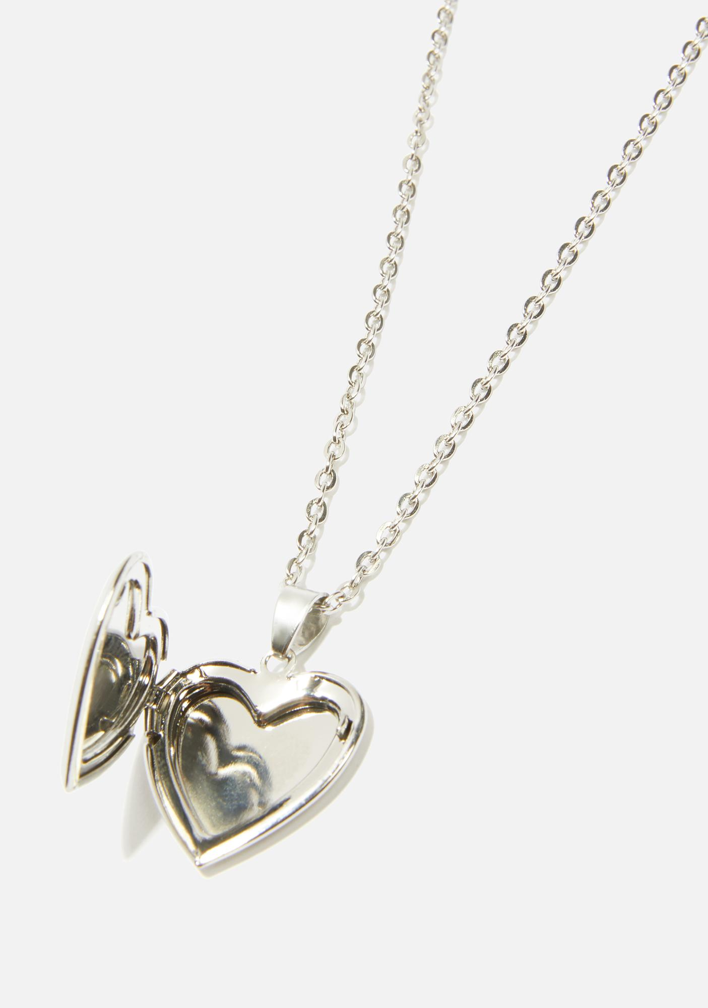 Wandering Heart Mood Changing Necklace