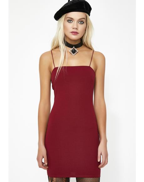 Can't Resist U Mini Dress