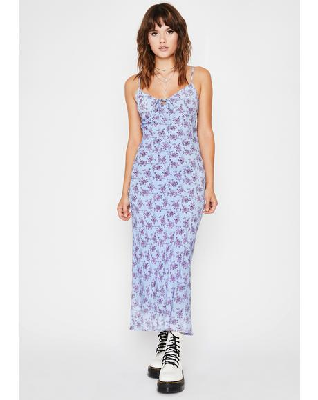 Spring Into Action Maxi Dress