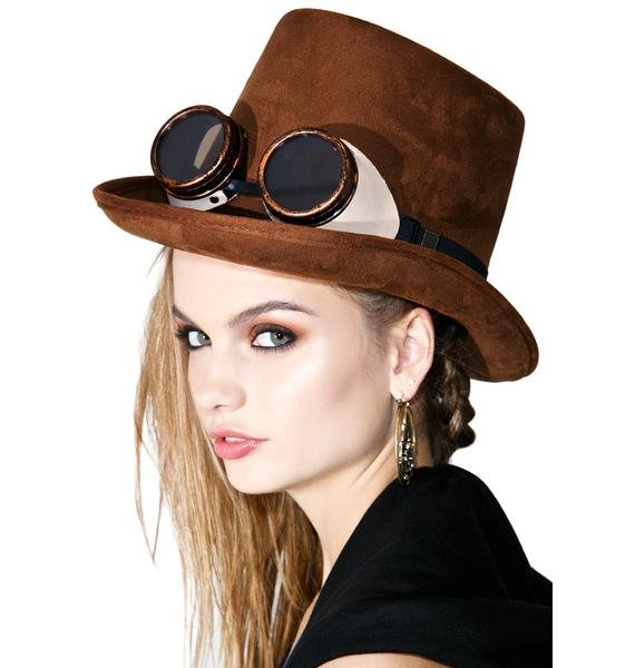 Desert Jinx Top Hat