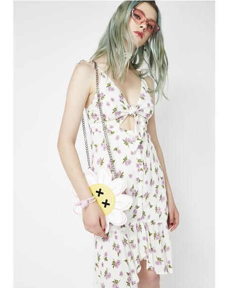 Watch Ya Flourish Floral Dress